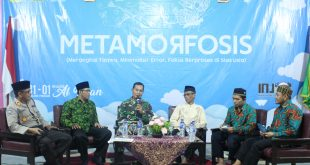 Metamorfosis 2019 - talkshow wawasan kebangsaan dan bela negara