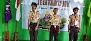 Kelompok Putra Sako SPN Kulonprogo pada Jelitaku 2020