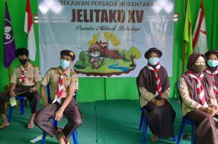 Kelompok Putra dan Putri Sako SPN Kulonprogo pada Jelitaku 2020